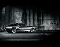 Elenor Shelby GT 500... Not a Mustang fan, but this one will always hold a special place in my heart!