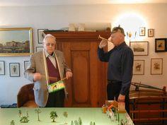 Dr. Roer Schlachtenspiele mit Zinnfiguren