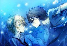 Sword Art Online - Eugeo (ユージオ) & Kirito (キリト)