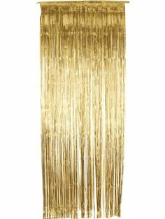 Gold Shimmer Tinsel Curtain by Smiffys, http://www.amazon.co.uk/dp/B001N2V72E/ref=cm_sw_r_pi_dp_WB4Ssb1A0X9A0