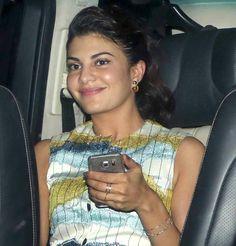 Jacqueline Fernandez at the Mumbai airport. #Bollywood #Fashion #Style #Beauty #Hot #Sexy