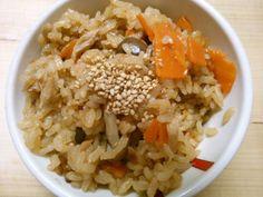 簡単 ツナと しめじ 人参 炊き込みご飯 by 331ミミイ [クックパッド] 簡単おいしいみんなのレシピが248万品