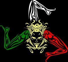 Badass Sicilian symbol... this is a must.