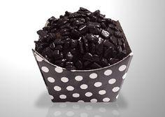 O Brigadeiro Gourmet Negro fica lindo, delicioso e vai conquistar todos os seus clientes. Faça e confira o resultado! Veja Também:Brigadeiro Gourmet Tradic
