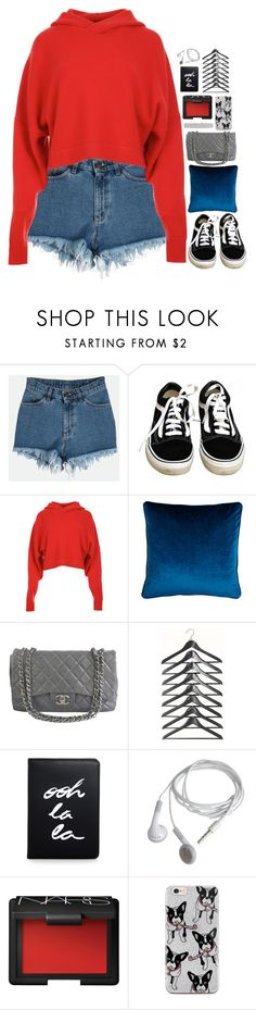 """""""Ooh La La ♡ yeahbunny"""" by lanadelnotyou ❤ liked on Polyvore featuring Vans, TIBI, Lori Shinal Interiors, Chanel, Kate Spade and NARS Cosmetics"""