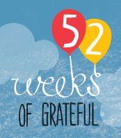 52 weeks of grateful