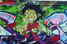 #MichaelJackson Street Art, Germany 2009 #Thriller #MJAPWNN #DENoName