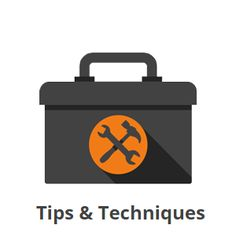 Homepage Icons_Tips&Techniques