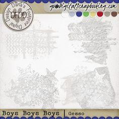 Boys Boys Boys Gesso | September Mixology