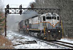 RailPictures.Net Photo: DL 3643 Delaware Lackawanna MLW M636 at Elmhurst, Pennsylvania by Steve Zachowski
