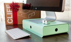 Cliff — Display Riser & Desk Drawer