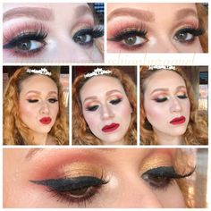 Would you try Christmas Makeup Look by Makeup M? Vote on Preen.Me!