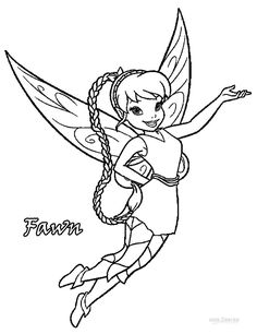 printable disney fairies coloring pages for kids   cool2bkids ... - Disney Fairy Vidia Coloring Pages