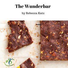 The Wunderbar #healthysnack #yum