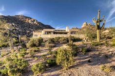 Custom Built Shanholt Residence In Arizona's Desert Mountain Community