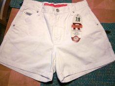 New White  Shorts by Revolt size 7/8 Free ship