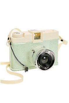 Lomography--Very cute retro camera.  And I do love and miss the magic of black and white film. There is nothing like it.