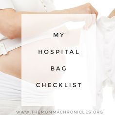 Packing Your Labor and Delivery Bag:What you'll need and what you won't– The Momma Chronicles