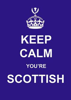 Pinning this for my friend Chris, I hope she sees it.  I've got some Scottish ancestry but it's mostly Irish.