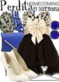 Perdita by Disney Bound 101 dalmatians Fashion Disney Outfit