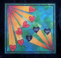 Barnsley Crafter: Shooting Hearts