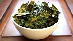 Microwave your own kale chips for 5 min in a single layer after a spritz of EVOO, a little salt & eat them up