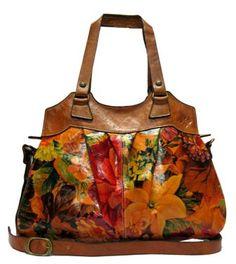 """Patricia Nash """"Napoli"""" Shoulder Bag"""