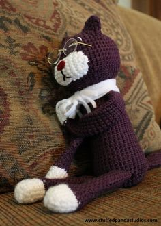 1000+ images about Amineko on Pinterest Crochet cats ...