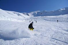 Goulier - Ski de piste Ariège - Midi-Pyrénées