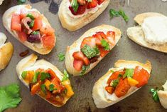Vegan Bruschetta (3 Ways!) with Creamy Cashew Cheese #truecooks #yougottaeatthis #cleaneating #eatfamous #eats #goodeats #foodie #yum #foodphotography #buzzfeedfood #feedfeed #foodbloggers #yummie #tastespotting #foodgawker #food #foodlove #foodies #homecooking #cleandiet #foodblog #foodblogger #truecooks #foodpics #foodlover #foodforthought #foodisfuel #foodspotting #foodshare #foodart #foodforfoodies #foodoftheday #foodstyling #foodism #foodaddict #foodography #foodtime #eatclean #eating