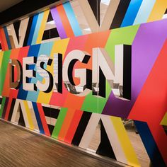 Customize- Customize custom wall treatments and other wall decals available at Blik - Office Wall Graphics, Office Wall Art, Visual Merchandising Displays, Library Wall, Custom Wall Decals, Office Branding, Classroom Walls, Creative Walls, Mural Wall Art