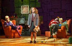 Milly Shapiro Matilda the Musical Broadway