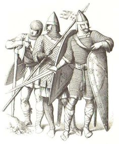 """Article """"The Normans: Their history, arms and tactics"""" with good source books"""