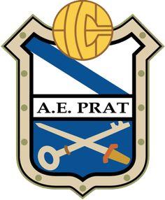 AE Prat, Catalonia Association Football, Porsche Logo, Football Team, Spain, Soccer, Logos, Badges, Patches, Google