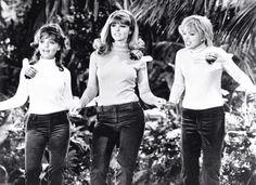 Remember these ladies?  MaryAnn, Ginger & Mrs. Howel