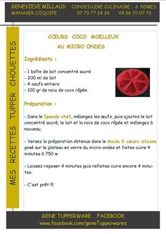 coeurs coco moelleux
