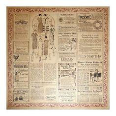 Papper - Graphic 45 - Happy Homemaker - 4500123