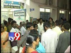 Doctors negligence in Tirupati Ruya Hospital
