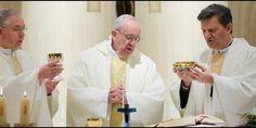 HOMILIAS DEL PAPA FRANCISCO: Redescubrir el sentido de lo sagrado en la misa-Papa Francisco