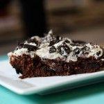 Cookies 'n' Cream Brownies