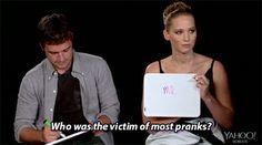 Omg hahaha her face XD