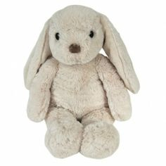 Cloud B Bubbly Bunny Sound Soother - cute and cuddly for Easter! www.rightstart.com