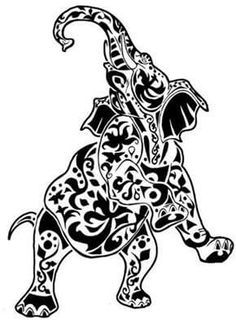 Elephant Tattoo Designs - The Body is a Canvas
