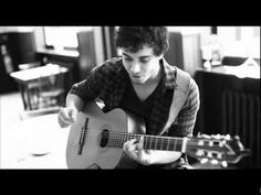 Elyes Gabel- Pay Attention Lord- acoustic jam too much perfection in one video