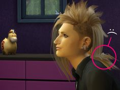 I bet you guys had lost any hope that I'd upload this, eh? :D Well, the wait is over! :D The Generation Wild hair is now available for TS4, too :D • For both males & females, teen to elder; • Comes in...