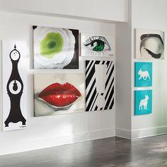 """David Bromstad """"Tick Tock"""" Artwork"""