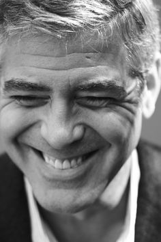 George Clooney (1961) - American actor, film director, producer, and screenwriter. Photo © Nigel Parry