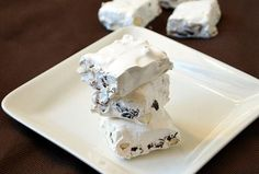 Soft and Chewy Nougat.