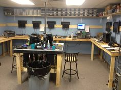 Work bench power and storage solutions? - Page 2 - Technibble Forums