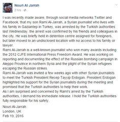 ramijarrah - Twitter Search